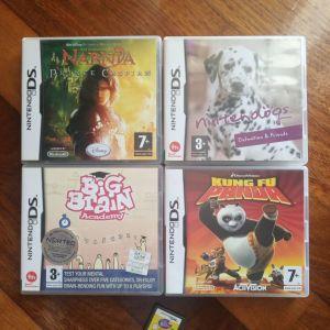 Nintendo DS 4+1