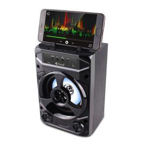 Ηχείο Kislonli KK-02, Bluetooth, USB, SD, FM, Μαυρο