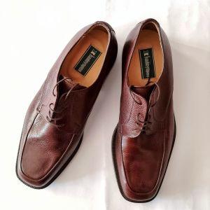 Καλογήρου Δετά Δερμάτινα παπούτσια
