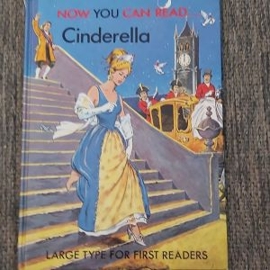 NOW YOU CAN READ CINDERELLA - BRIMAX BOOKS 1980