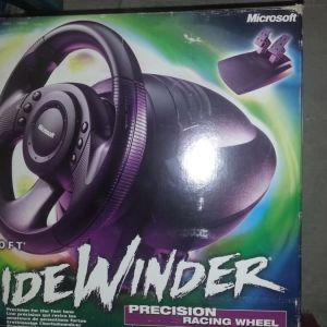 Microsoft SideWinder Precision Racing Wheel