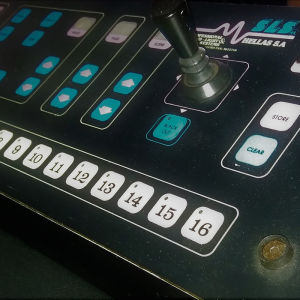 Επαγγελματική Κονσόλα Φωτισμού Console Controller Light