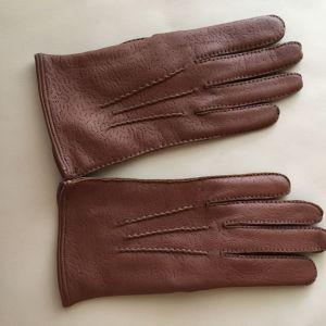Δερμάτινα γάντια με εσωτερική επένδυση (αχρησιμοποίητα)