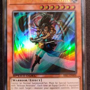 Gearfried the Swordmaster Ultra Rare