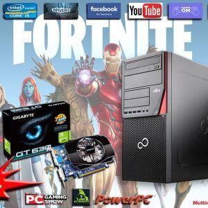 fujitsu p720 i5-3590/ 16 RAM / 256 SSD + 500 HDD + VGA-GIGABYTE GEFORCE GT630 2GB GDDR5