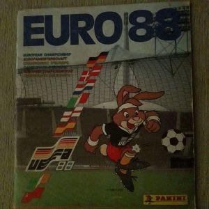 Άλμπουμ Πανινι Euro 88
