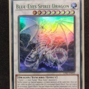Blue-Eyes Spirit Dragon Ultra Rare