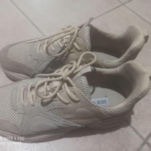 NAK ( Steve Madden) sneakers δέρμα με το κουτί τους!