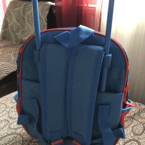 τσάντες νηπιαγωγείου και τσάντα φαγητού