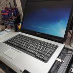 TOSHIBA satellite L40/PENTIUM CORE 2 DUO/4GB RAM/500GB HDD/15' ΟΘΟΝΗ