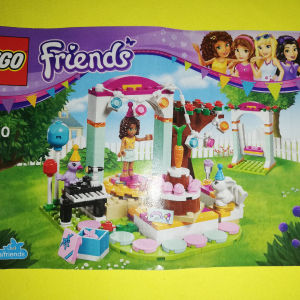 Lego friends 41110