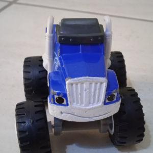 Crusher αυτοκινητάκι μεταλλικό