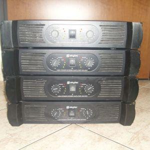 Τέσσερις (4) Ενισχυτές SkyTec AEL300