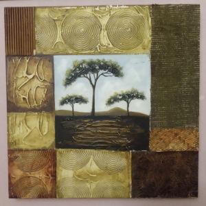 """Πίνακας ζωγραφικής """"Το δέντρο"""""""