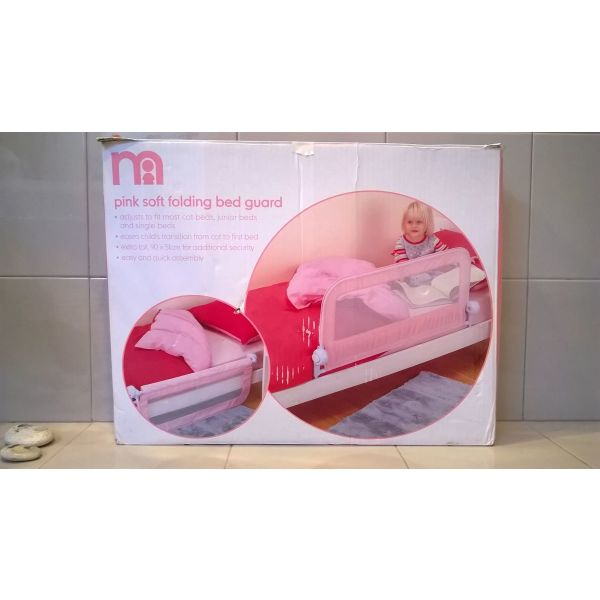 Mothercare Soft Folding Bed Guard