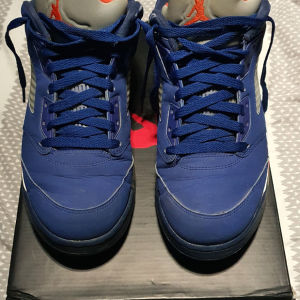 Air Jordan retro 5 low Knicks