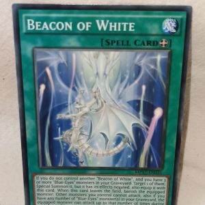 BEACON OF WHITE - YugiOh