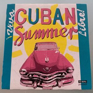 Cuban summer cd