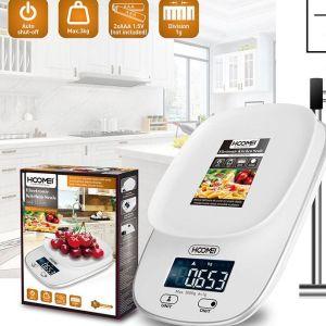 14Ε   Ηλεκτρονική ζυγαριά κουζίνας  Διαστάσεις: 150 x 229 x 40 mm