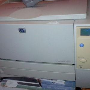 HP LaserJet 2300 Series