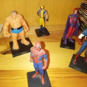 Marvel μινιατούρες συλλεκτικες