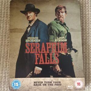 Seraphim Falls (Εχθροί για Πάντα) Blu-ray Steelbook