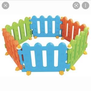 παιδικός πλαστικός φραχτης