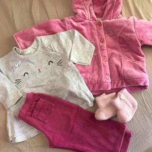 Βρεφικα σετ για 9-12 μηνων κοριτσακι