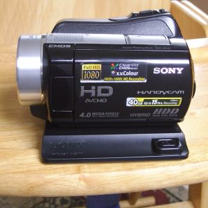 SONY HDR-SR10E Made in JAPAN. Ψηφιακή βιντεοκάμερα.