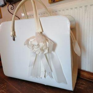 Μεγάλη τσάντα δερμάτινη