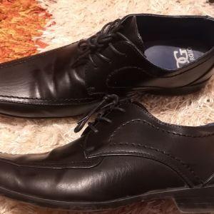Παπούτσια μαύρα Giorgio No45