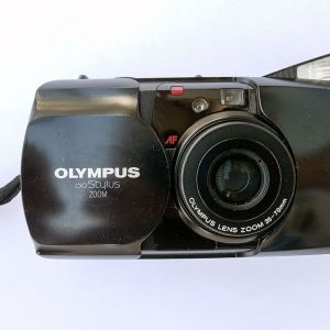 Olympus stylus (mju ii) 35-70