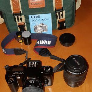 Canon EOS 500 (ΜΕ ΦΙΛΜ)