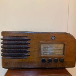 Ραδιόφωνο 1940 vintage