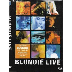 DVD / BLONDIE LIVE /  ORIGINAL DVD