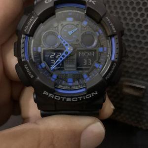 Casio G-Shock ga-100-1a2er 52mm