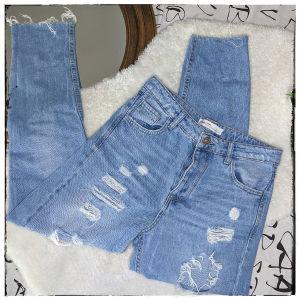 [ JEANS ] Mom Highwaist Jeans [ Size 36 ]