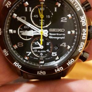 ανδρικό ρολόι quartz cronograph