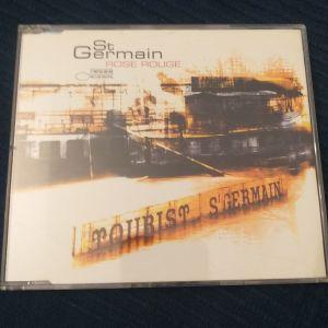 St GERMAIN - Rose Rouge 3 trk CD SINGE
