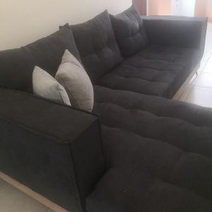 Καναπές γωνιακός άθικτος μη χρησιμοποιημένος σε άριστη κατάσταση πωλείται λόγω μετακόμισης