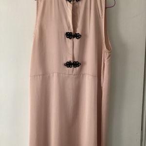 Φόρεμα Τουνικ MilkWhite σατέν