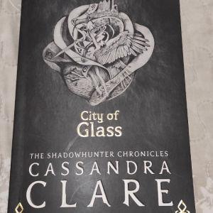 """Βιβλίο ξενόγλωσσο """" City of Glass """" της Cassandra Clare"""