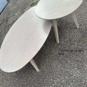 Σετ τραπεζάκια σαλονιού ( coffee table )