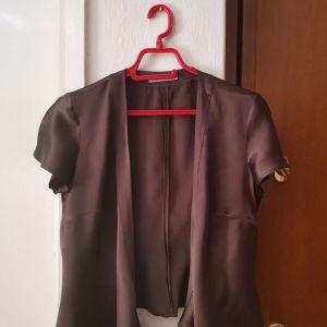 Γυναικείο μεταξωτό πουκάμισο