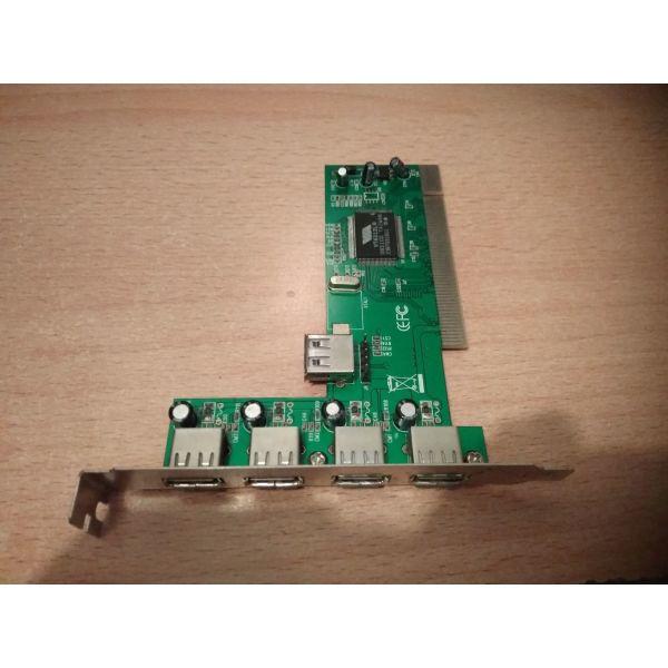 karta epektasis PCI to USB 2.0