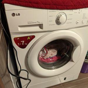 Πλυντήριο ρούχων 7kg