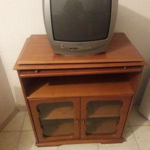 vintage έπιπλο TV 75*41*82