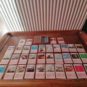 Συλλεκτικες κάρτες Louizos δεκαετίας 1980