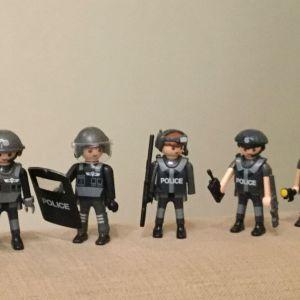 Φιγούρες Αντιτρομοκρατικής - Playmobil