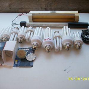 φωτιστικα,λαμπες 12 VDC,τεμαχια 18,τιμη ολα μαζι